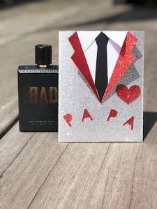 Carte spécial fête des pères