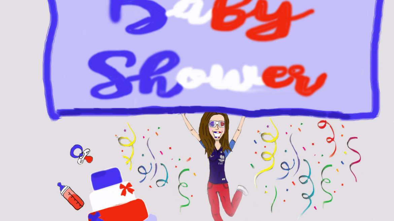 Baby Shower à la française