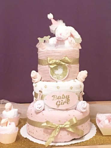 Gâteau de couches Chiara
