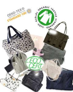 Selection de sacs à langer éco-responsables