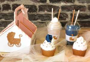 forme smoothies diaper cakes