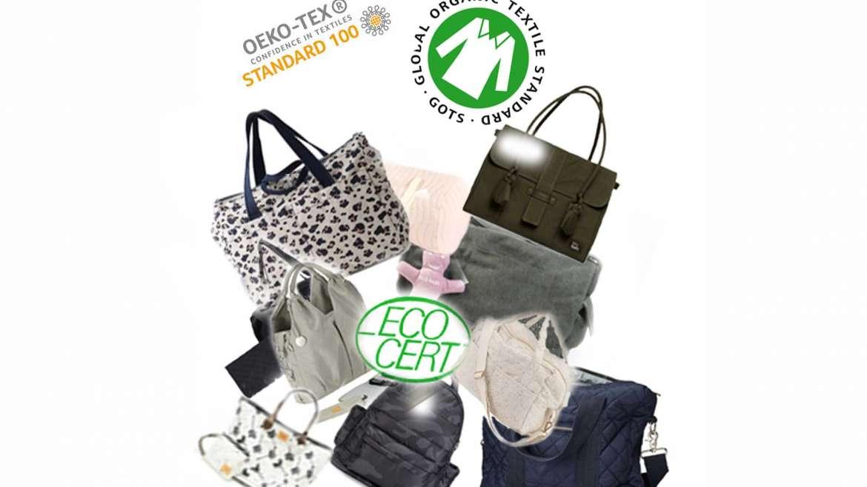 Sélection de sacs à langer éco-responsables