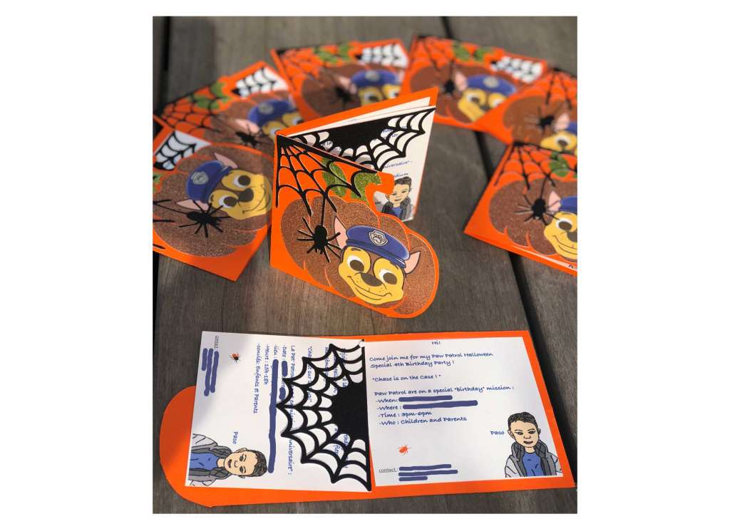 carte-anniversaire special halloween-unemamanquicartonne