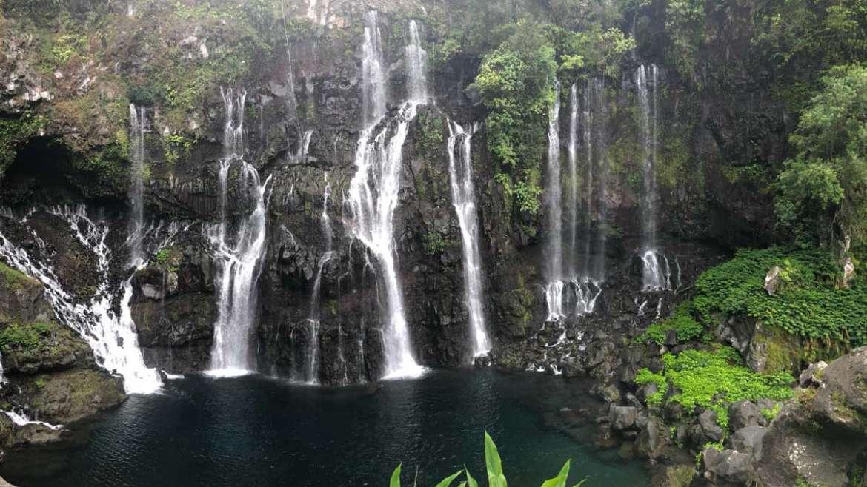 cascade langevin-saint joseph-île de la reunion