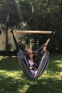 chaise hamac tropilex - détente