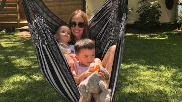 chaise hamac tropilex - partage mère-fils