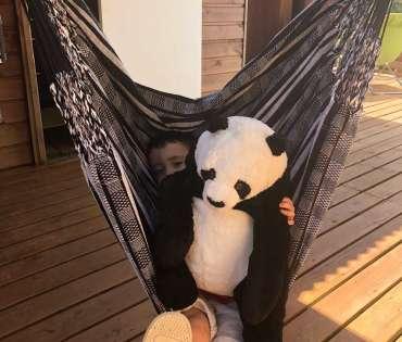 chaise hamac tropilex - cachette enfant