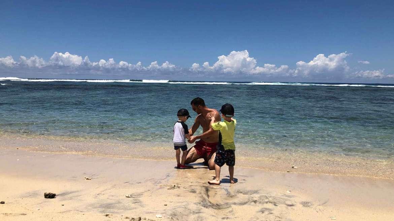 plage de l'Ermitage, lagon saint-gilles-les-bains, Réunion
