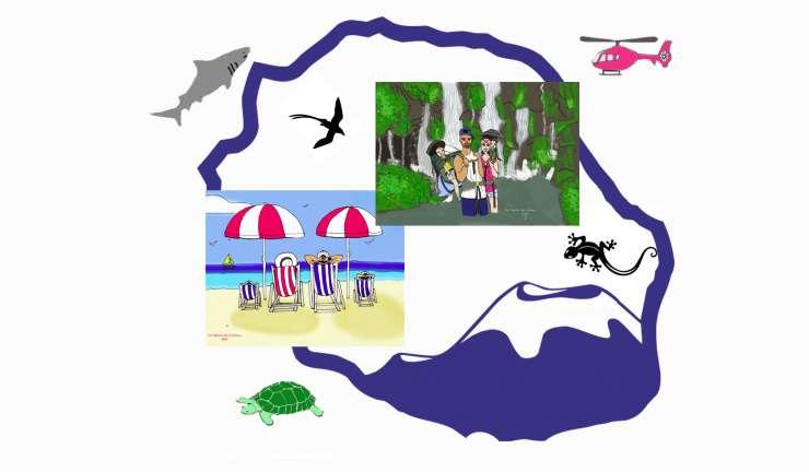 Ile de la Réunion : notre île de coeur