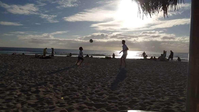 plage des Brisants, Reunion