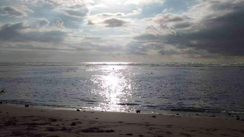 plage saint-Leu, ile de la Réunion