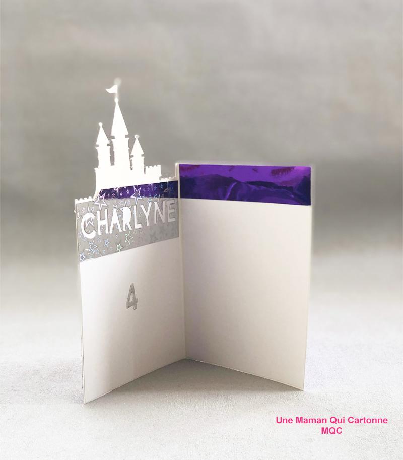 Charlene Princess birthday card 2