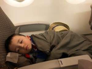 bedbox mini-lit avion