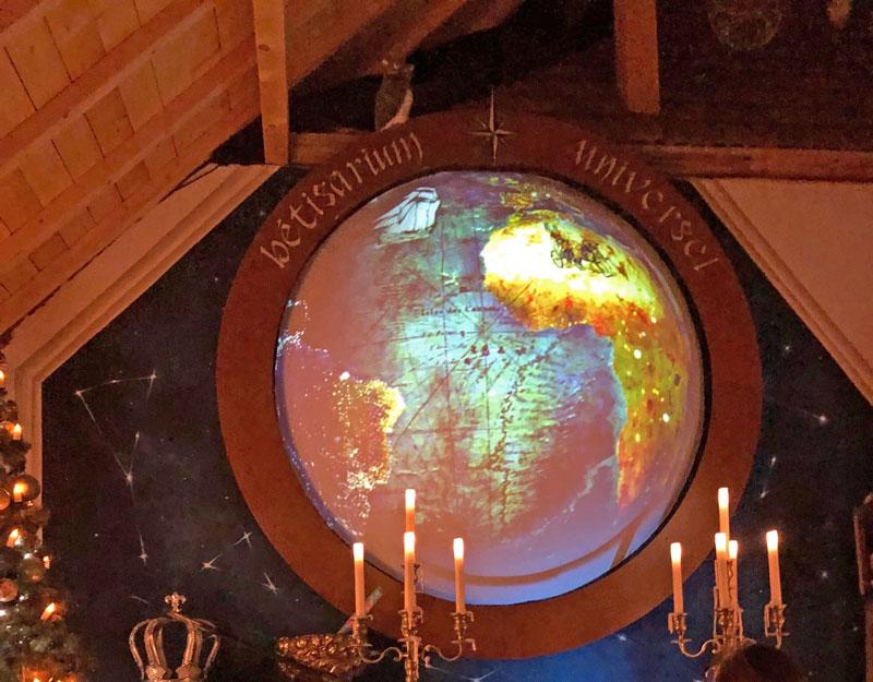 betisarium universel- le hameau du père Noel
