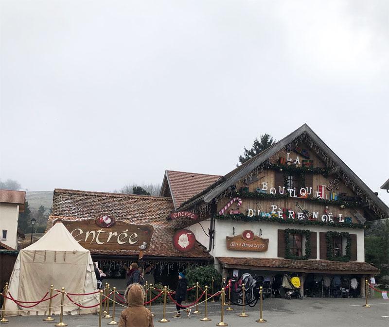 la boutique du père Noel-hameau du père noel